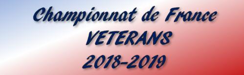 Banniere chpt de france veterans 2019