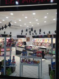 Le paradis du bonbon centre commercial Croix Dampierre