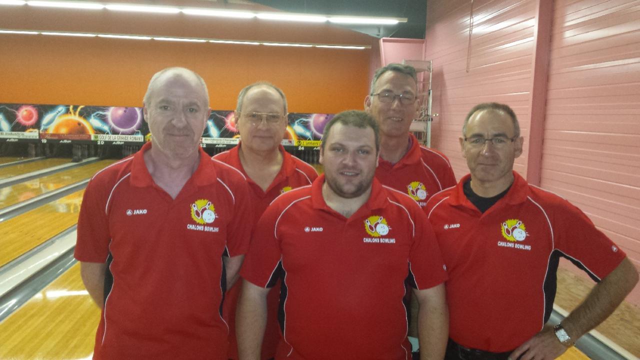 Equipe BCC 1 Hommes - régionale 1