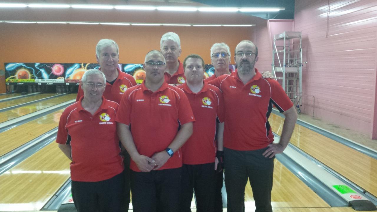 Equipe BCC 3 Hommes - régionale 1