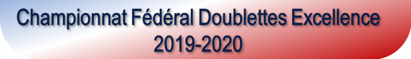 Doublettes excellence 2021